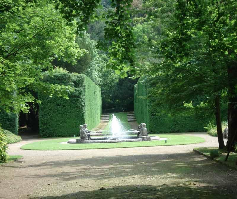Parco, Natura, Italia, Giardini, Ferragosto, Seminala