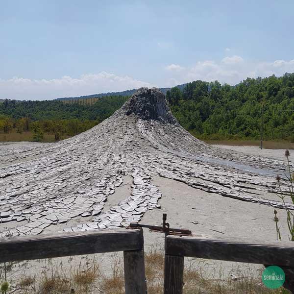 Salse di Nirano, Vulcani di fango